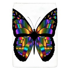 Abstract Animal Art Butterfly Flap Covers (s)  by Nexatart