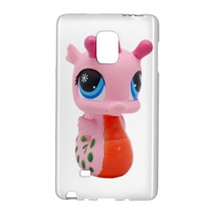 Dragon Toy Pink Plaything Creature Galaxy Note Edge by Nexatart