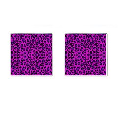 Pattern Design Textile Cufflinks (Square) by Nexatart