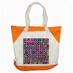 Design Circles Circular Background Accent Tote Bag by Nexatart