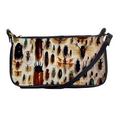 Insect Collection Shoulder Clutch Bags