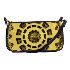 Gears Shoulder Clutch Bags by Nexatart