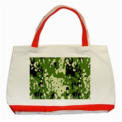 Flectar Classic Tote Bag (red) by Nexatart