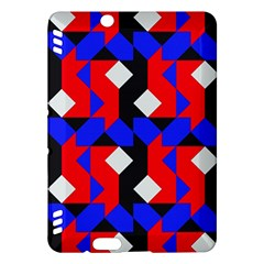 Pattern Abstract Artwork Kindle Fire HDX Hardshell Case by Nexatart
