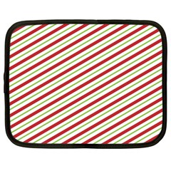 Stripes Netbook Case (XXL)  by Nexatart