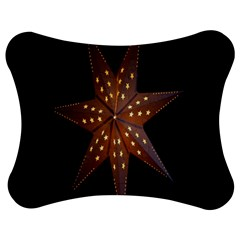 Star Light Decoration Atmosphere Jigsaw Puzzle Photo Stand (bow) by Nexatart