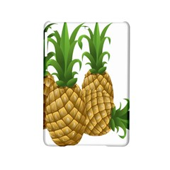 Pineapples Tropical Fruits Foods Ipad Mini 2 Hardshell Cases