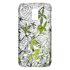 Floral Pattern Background Galaxy S5 Mini by Nexatart