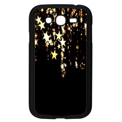 Christmas Star Advent Background Samsung Galaxy Grand Duos I9082 Case (black) by Nexatart