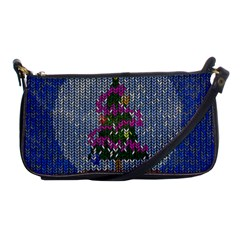 Christmas Snow Shoulder Clutch Bags by Nexatart