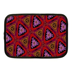 Computer Graphics Graphics Ornament Netbook Case (medium)  by Nexatart
