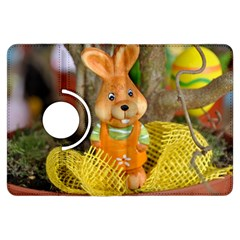 Easter Hare Easter Bunny Kindle Fire Hdx Flip 360 Case by Nexatart