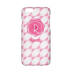R For Rose Apple Iphone 6/6s Hardshell Case by daydreamer