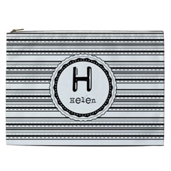H for Helen Cosmetic Bag (XXL) by daydreamer