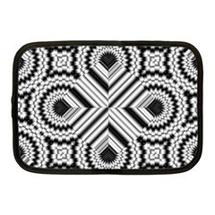 Pattern Tile Seamless Design Netbook Case (medium)  by Amaryn4rt