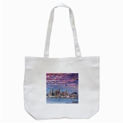 Auckland Travel Tote Bag (white) by Nexatart