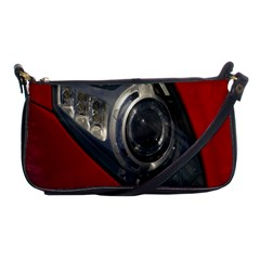 Auto Red Fast Sport Shoulder Clutch Bags by Nexatart