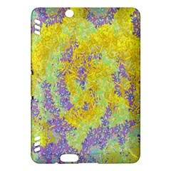 Backdrop Background Abstract Kindle Fire Hdx Hardshell Case by Nexatart