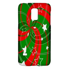 Background Abstract Christmas Galaxy S5 Mini by Nexatart