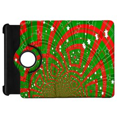 Background Abstract Christmas Pattern Kindle Fire Hd 7  by Nexatart