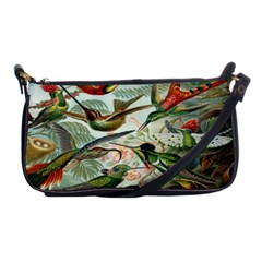 Beautiful Bird Shoulder Clutch Bags by Nexatart