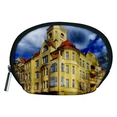 Berlin Friednau Germany Building Accessory Pouches (medium)  by Nexatart