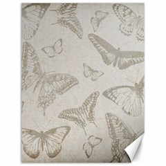 Butterfly Background Vintage Canvas 12  x 16   by Nexatart