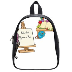 Mom School Bags (small)  by athenastemple