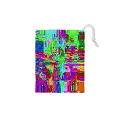 Compression Pattern Generator Drawstring Pouches (XS)  by Nexatart