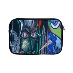 Graffiti Art Urban Design Paint Apple Ipad Mini Zipper Cases by Nexatart