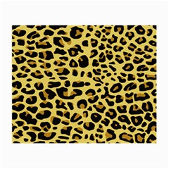 Jaguar Fur Small Glasses Cloth (2 Side) by Nexatart