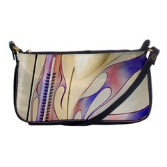 Pin Stripe Car Automobile Vehicle Shoulder Clutch Bags by Nexatart