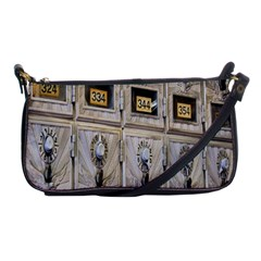 Post Office Old Vintage Building Shoulder Clutch Bags by Nexatart