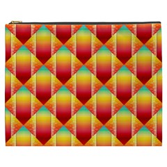 The Colors Of Summer Cosmetic Bag (xxxl)  by Nexatart