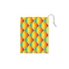 The Colors Of Summer Drawstring Pouches (xs)  by Nexatart