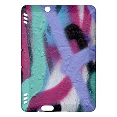 Texture Pattern Abstract Background Kindle Fire HDX Hardshell Case by Nexatart