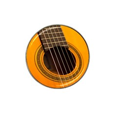 Vintage Guitar Acustic Hat Clip Ball Marker (10 pack) by Nexatart