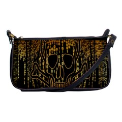 Virus Computer Encryption Trojan Shoulder Clutch Bags by Nexatart