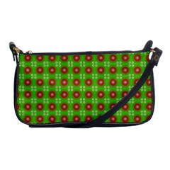 Wrapping Paper Christmas Paper Shoulder Clutch Bags by Nexatart