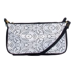 Pattern Silly Coloring Page Cool Shoulder Clutch Bags by Amaryn4rt