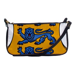 Lesser Arms Of Estonia  Shoulder Clutch Bags by abbeyz71