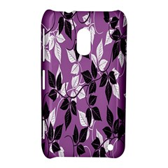 Floral Pattern Background Nokia Lumia 620 by Amaryn4rt
