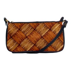 Vector Square Texture Pattern Shoulder Clutch Bags