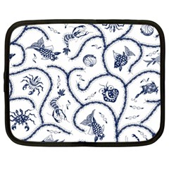 Fish Pattern Netbook Case (xl)