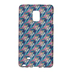 Holographic Hologram Galaxy Note Edge by boho