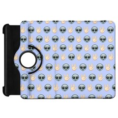 Alien Pattern Kindle Fire Hd 7  by Onesevenart
