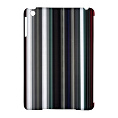 Miracle Mile Pattern Apple Ipad Mini Hardshell Case (compatible With Smart Cover) by Simbadda