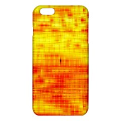 Bright Background Orange Yellow Iphone 6 Plus/6s Plus Tpu Case by Simbadda