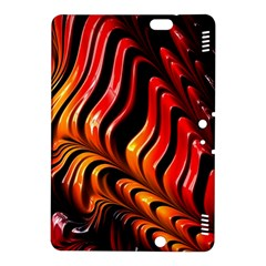 Fractal Mathematics Abstract Kindle Fire HDX 8.9  Hardshell Case by Simbadda