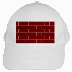 Flemish Bond White Cap by Simbadda